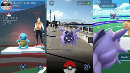 Выйдет ли Pokemon GO на Windows Phone